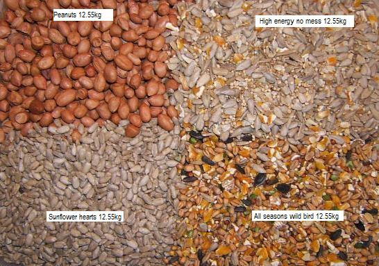 Bird Food Variety Bulk Pack