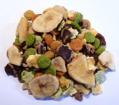 Fruity Rabbit Food - Pellet Free