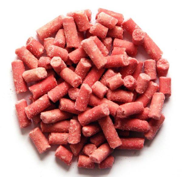 Berry Flavour Suet Pellets