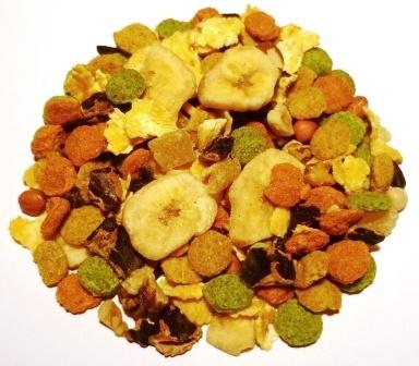 Deluxe Fruit & Nut Hamster