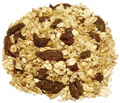 Ground & Table Food Mix
