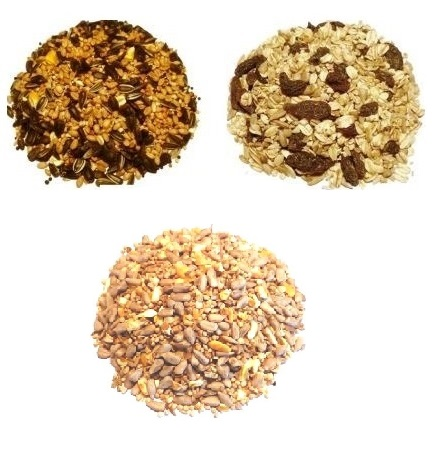 Wildbird Food Blends
