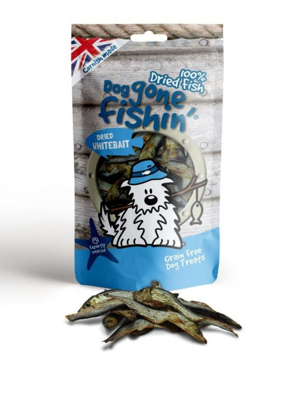 DGF Dried Whitebait 60g