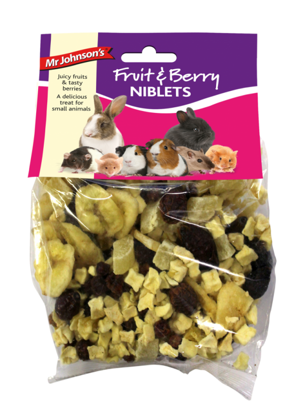 Mr Johnson's Fruit & Berry NIBLETS 110gr