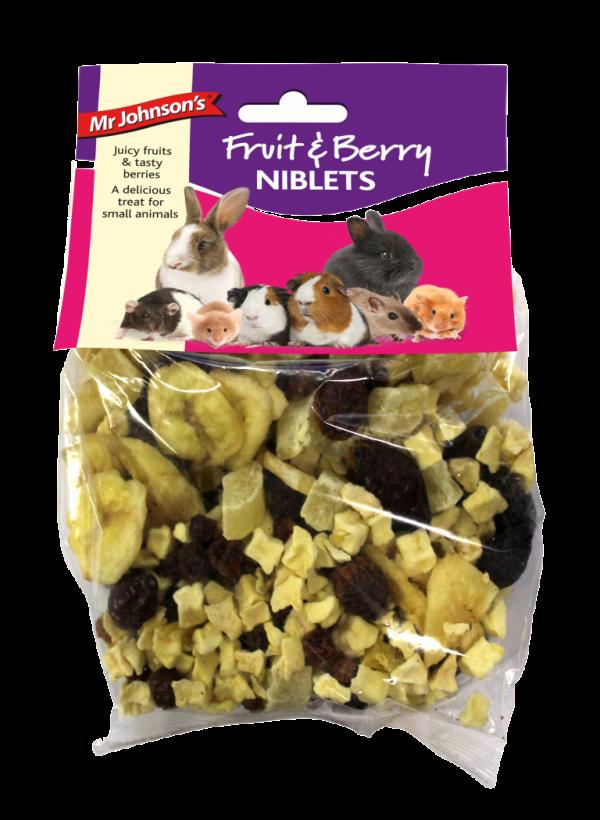 Mr Johnson's Fruit & Berry NIBLETS 110gr
