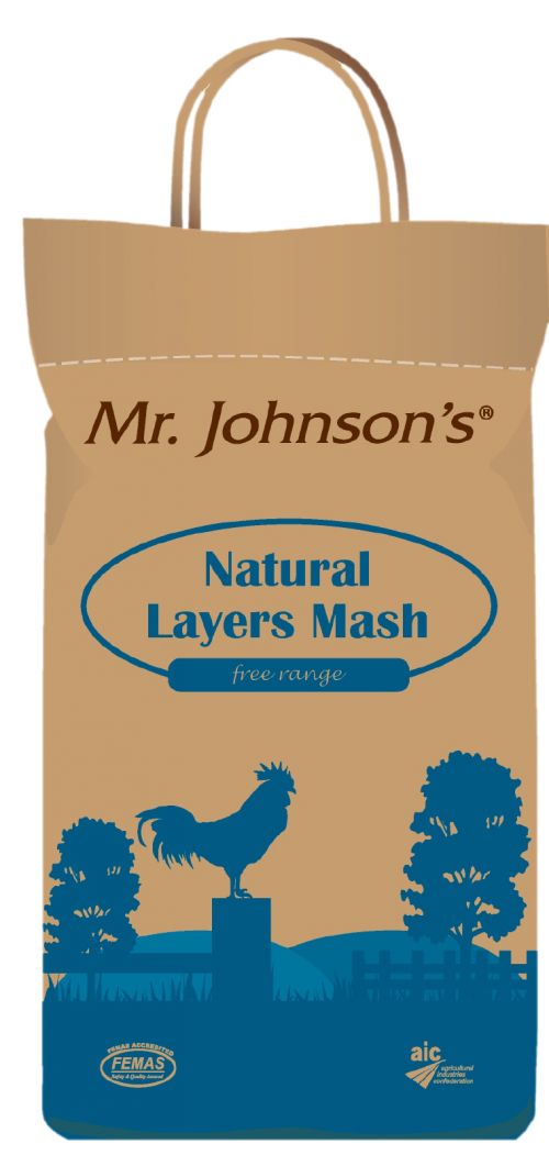 Mr Johnson's Layers Mash 5kg