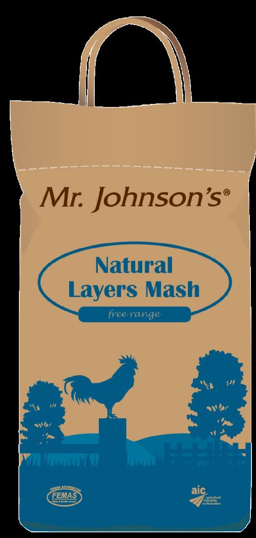 Mr Johnson's Layers Mash 5kg
