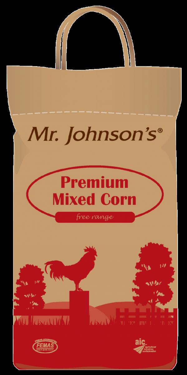 Mr Johnson's Mixed Corn 5kg