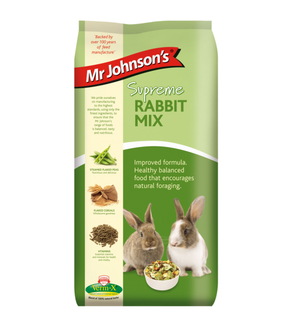Mr Johnson's Supreme RABBIT MIX