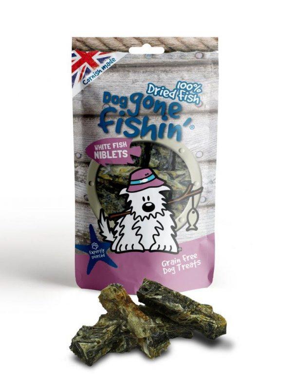 DGF White Fish Niblets 6 X 75g
