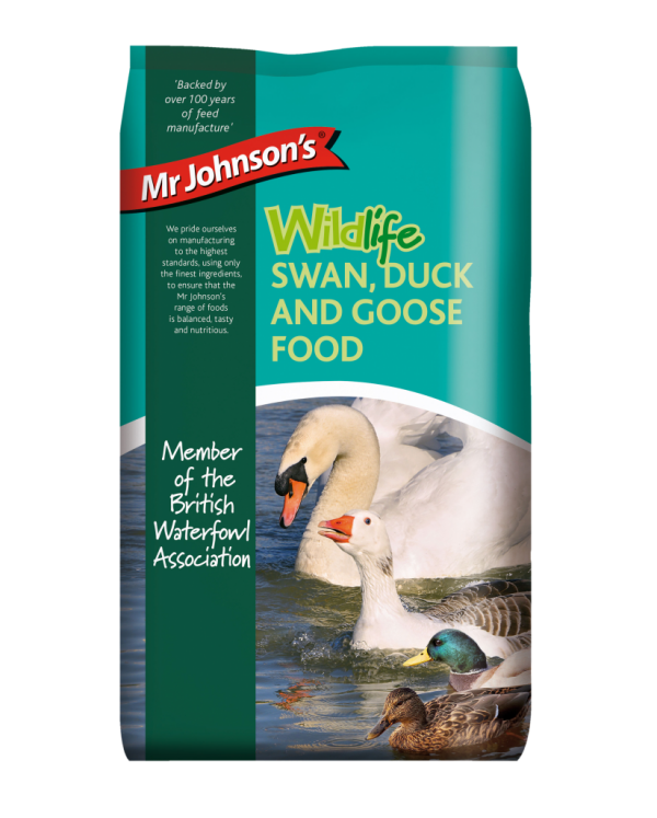 Mr Johnson's SWAN, DUCK & GOOSE FOOD 750gr
