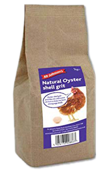 Mr Johnson's Oyster Shell Grit 1kg