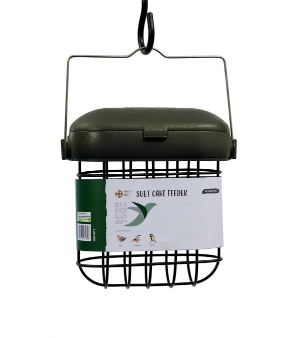 Essential Suet Cake Feeder