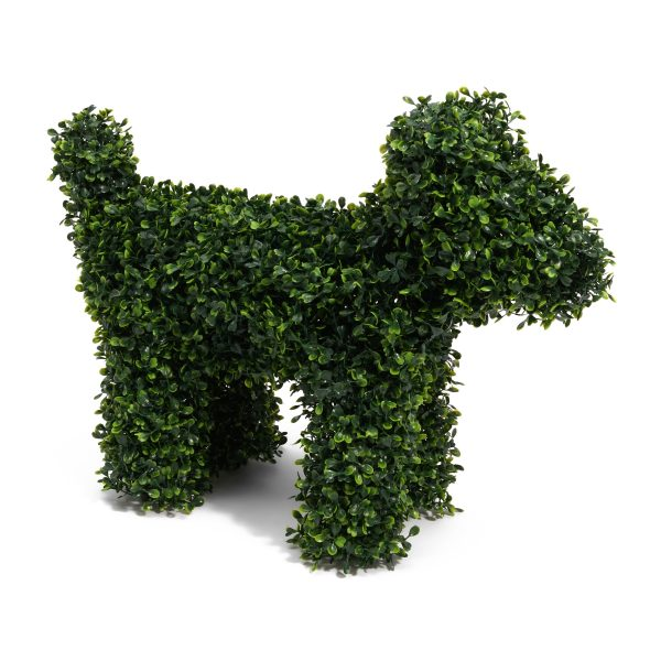 Faux Topiary Friend-BELLA The Dog