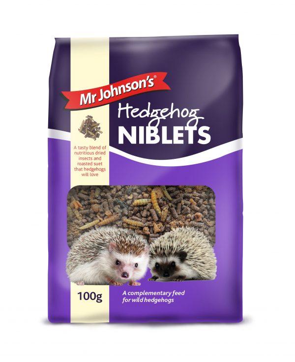 Mr Johnson's Hedgehog Niblets 100g