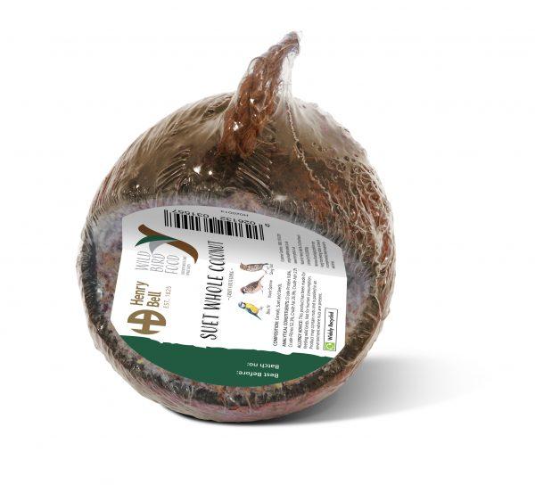 Ready To Feed Whole Suet Coconut