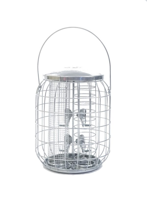 The Sterling Collection 3-in-1 Squirrel Proof Feeder